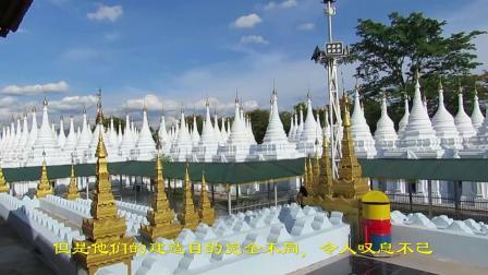 缅甸游之曼德勒佛塔
