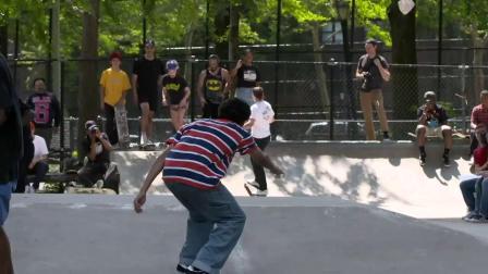 Go Skateboarding Day & NYC Best Trick