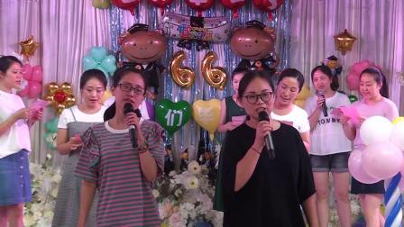 资阳市雁江区第二小学2013级6班毕业晚会