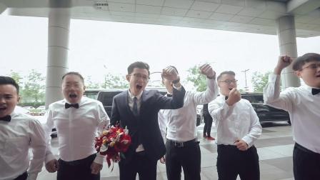 水木视觉 | 2019.4.27暮都利豪婚礼⎡MENGJIA & QIYU⎦