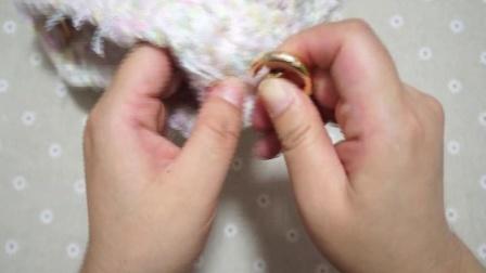 122 猫咪包包 钩包包 手工编织 手提包编织喳喳的线线窝