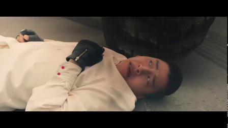 《素人特工》片段:抢箱子大作战 王大陆险被汽车碾压