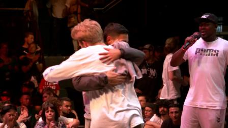 B-Boy Shane vs B-Boy Timbo Red Bull BC One Cypher Holland 2019半决赛
