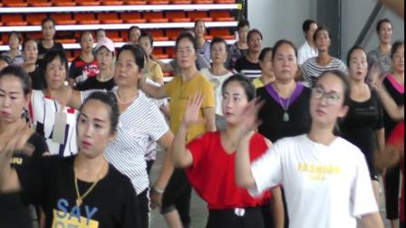 健身操培训花絮3