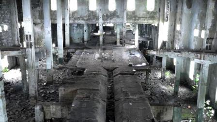 真崗王子製紙工場遺址 -- 庫頁島樺太鐵路紀實(4)