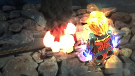 复仇者联盟4 终局之战 最後對決 惊奇队长 乐高定格动画 NEO25