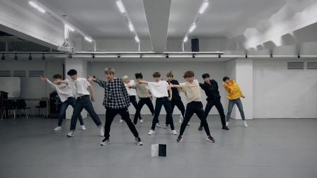 【瘦瘦717】韩国男团 PRODUCE 101X1 - FLASH 舞蹈练习室版