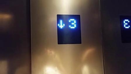 深南万科里电梯2
