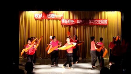 舞蹈<胡琴说>-广东省老干大学民族舞16级一班表演