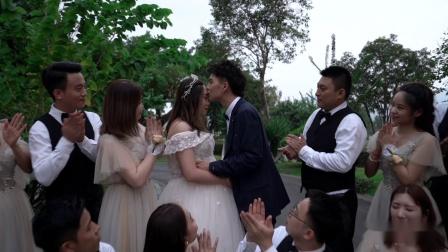 米卡印象视频工作室婚礼快剪: 《叶磊.周蒙瑶》阿外楼