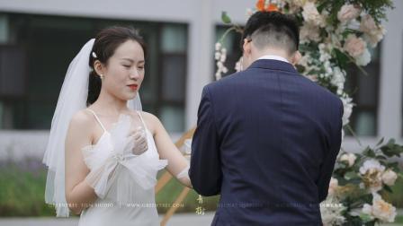 #青树婚礼快剪#2019.10.6紫金山庄W + Y