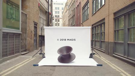 意大利创意家居 Magis 之 Spun 旋转椅 的设计之旅