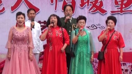 沃土佳艺术团首场演出系列节目之一