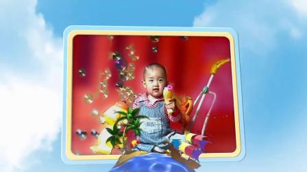 快乐的童年—于昊旸