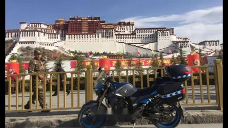 摩旅西藏珠峰《平凡之路》,超哥分享。
