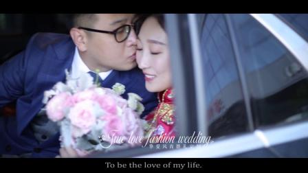 【Liu Ting Qi + Wang Lu Lu 】 Wedding.