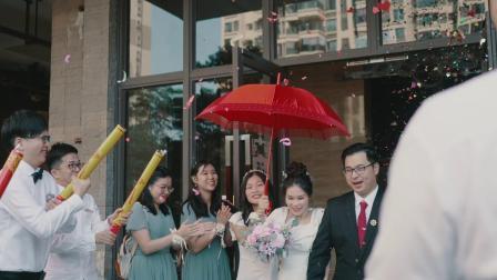 11.05婚礼快剪 | M VISUAL MICROFILM