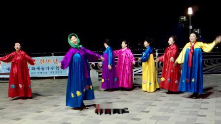 2019和平之舞韩国演出之行,摄像;胡晓华