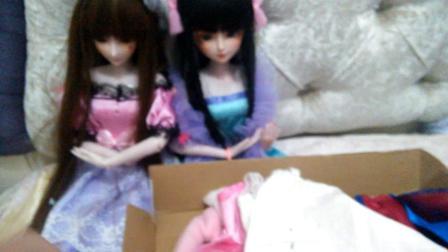 九卿🍒叶罗丽娃娃家借题,介绍娃娃,介绍衣服