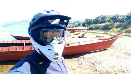 摩旅环骑抚仙湖