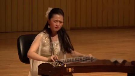 【古筝+钢琴】王钰、钱伟翔《云裳诉》(网络来源)