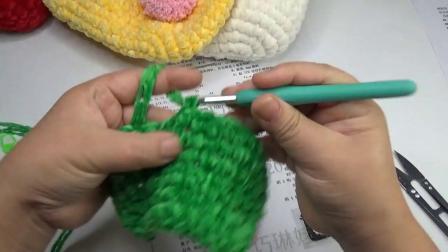 巧琳娃手作―钩针束口包主体教程