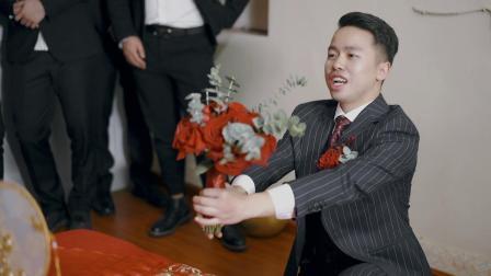 Wang&Liu 宁波喜满庭酒店婚礼快剪 | ZEROFILM出品