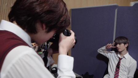 [T:TIME] Today's photographer is HUENINGKAI - TXT