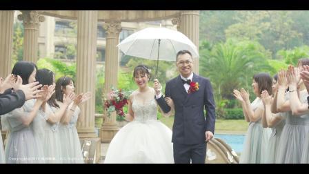 格林映画—巴中费尔顿酒店婚礼电影