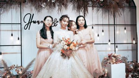 CARAT FILM| 和谐钟塔·新饭店 Mr.H+Hui 婚礼电影