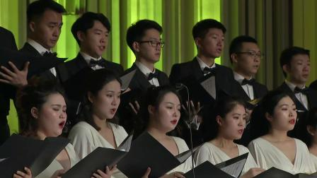 朱塞佩·威尔第指挥歌剧《铁蹄下的祖国》,西安合唱团用歌声诠释爱国情 和慧歌剧之夜 20191230
