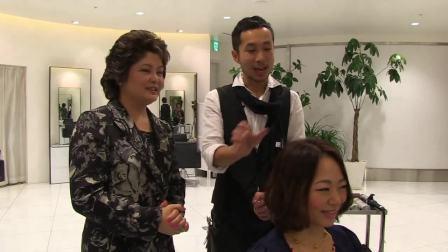 女士发型修剪范例5