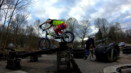 PRESEASON 2020 - #NoLimits - Bike Trial Larena @triallane - 4k.mp4