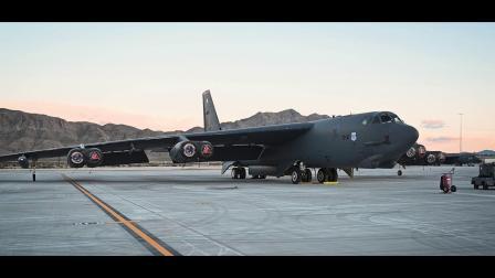 内利斯空军基地红旗军演2020亮点回顾