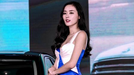 中國經典廣州車展系列  長安福特 車展美模