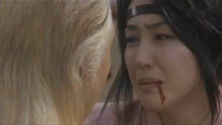 甲贺忍者女头目居然被一个小角色重伤