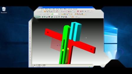 基本功能-装配-装配及动画1