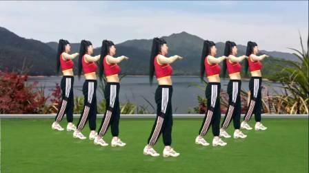 《阿瓦人民唱新歌》简单易学的健身舞,多少祝福和回味