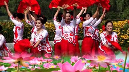 舞蹈《看山看水看中国》