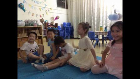 2020锦隆幼儿园大三班|毕业纪念