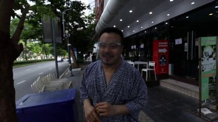 泰国 Silom 西隆区 熊男主题特色酒店 KUMA CITY CAMP 体验记