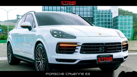 Porsche Cayenne E3 / Stone Exhaust Turbo-back Exhaust System