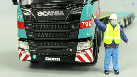 WSI Scania R Gruber by Cranes Etc TV