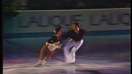 1989 Lalique Trophy - Sargeant & Witherby EX
