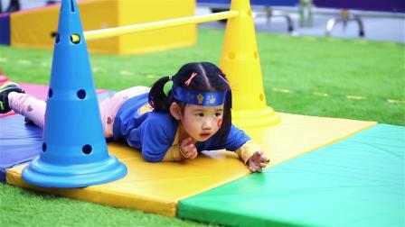 【TODAY今日影像】小马星球-卓跃儿童全能体能巡回赛