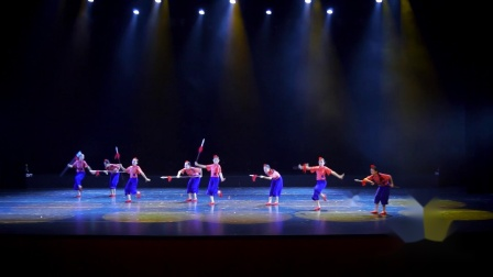 为人民起舞|福建省百部优秀舞蹈作品展播 14 .《烽火少年》