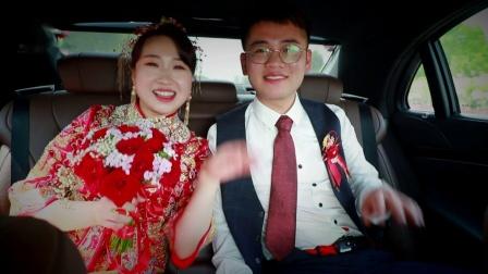 赵小龙 郑莹莹 最美婚礼
