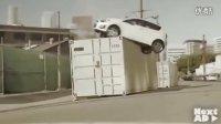 『开心广告』1001-汽车不走寻常路