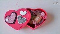 手工教程『爱心纸盒』