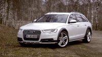 开着轿车去越野 奥迪Audi A6 allroad quattro官方内外_动态展示